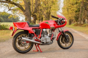 Ducati Hailwood replica