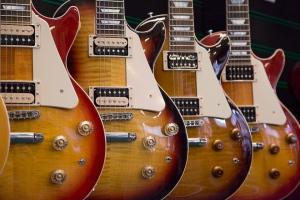 Guitars - Gibsons